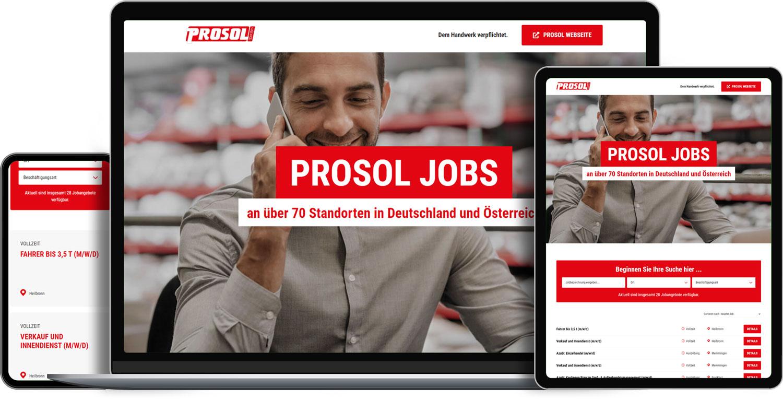 Website RELIUS Farbenwerke (WordPress, Responsive, Mehrsprachig)
